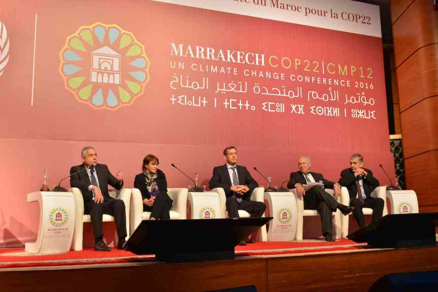 The Social Discontent Hidden Behind COP22 in Morocco