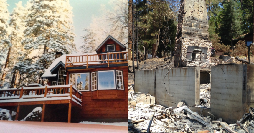 As fire season starts, roads remain washed out and Idyllwild ponders its escape routes